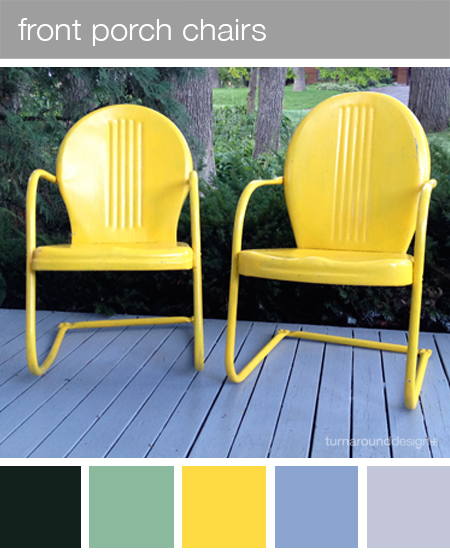 Ordinaire Front Porch Chairs   Turnaround Design